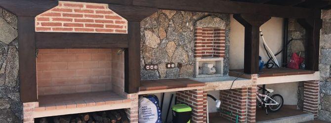 Elementos de mobiliario exterior