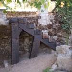 Escaleras de madera